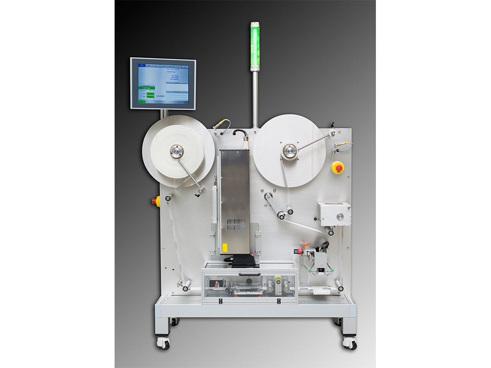 Label Coder - LC-100 - Serialization